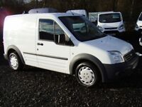 FORD TRANSIT CONNECT T200 LR (white) 2013