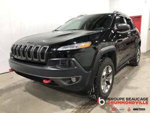 2017 Jeep Cherokee Trailhawk 4X4 - NAVI