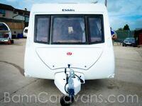 (Ref: V185) 2011 Model Elddis Avante 556 6 Berth