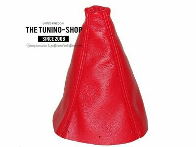 Shift Boot For 2000-2003 Honda S2000 Red Leather