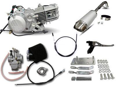 NEW HONDA POSTIE CT110 190 ENGINE CONVERSION KIT, ELECTRIC START, 5 SPEED