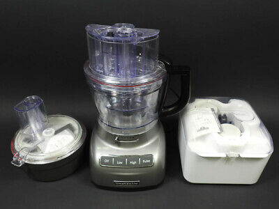 KitchenAid KFP1356CU 13-Cup Food Processor With Dicing Kit NEW ***NO SHIPPING***
