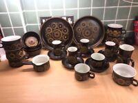 Denby Arabesque dinner and tea set