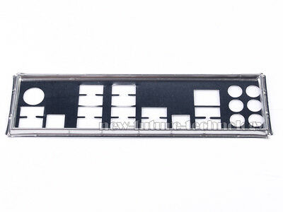 I/O Shield For backplate ASUS SABERTOOTH 990FX R2.0 Motherboard Backplate IO