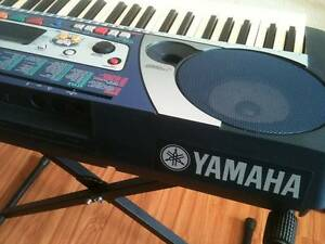 Yamaha PSR-260 Portatone Portable Keyboard and Stand Bexley Rockdale Area Preview