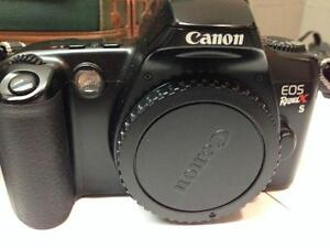 CANON EOS Rebel Xs 35mm film camera