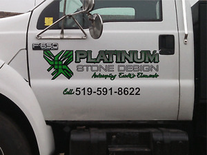 Commercial Vehicle Lettering / Wraps - Starting as low as $200 Kitchener / Waterloo Kitchener Area image 10