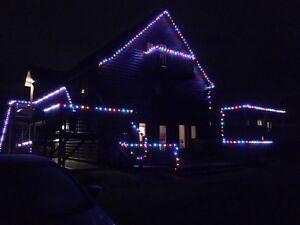 Christmas lights St. John's Newfoundland image 3
