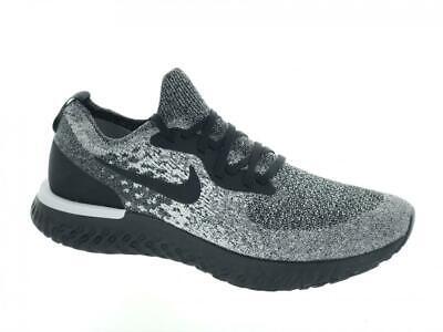 buy online 87ff7 553aa Men s Nike Epic React Flyknit Running Shoes AQ0067-011 Cookies   Cream Size  10.5