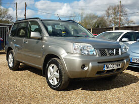 NISSAN X-TRAIL COLUMBIA DCI (silver) 2006