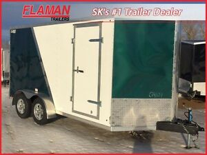2017 Cross Trailers Alpha714TA Enclosed Cargo Trailer