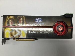 ATI Radeon HD 5970 2GB Video Card
