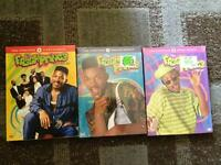 Fresh Prince of Bel-Air Seasons 1-3