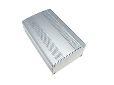 Aluminum Project Box Enclousure Diy 6438100mm - Black