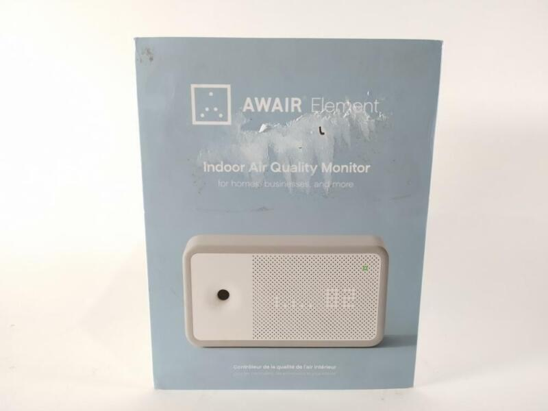 Awair Element Indoor Air Quality Monitor - REV3E - Open Box
