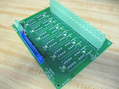 Crouzet Pb-24hq-269 Io Module 57-464 Rev A Pack Of 3