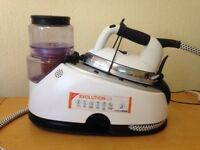 Laura Star G4 Steam Generator Professional Iron with Minky Ironing Board £440