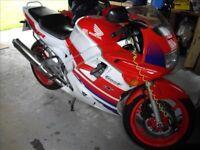Honda CBR600FM