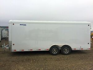 2017 RoyalCargo CHT70-820 Enclosed Cargo Trailer