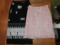 28 Items of clothing - Tops, Shirts, Dresses, Skirts, Pants, M-L
