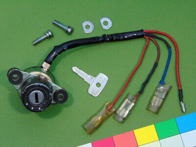 1973 1974 1975 Yamaha RD250 RD350 XS650 Ignition Switch Key TESTED TX650 XS500