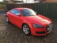 Showroom Condition Audi TT 2.0 TFSI, FSH, £8000, Private Plate Incl 195Bhp
