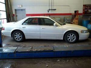 2000 Cadillac STS