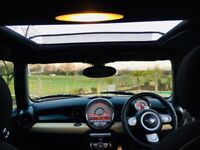 MINI Cooper S 3Dr 1.6 170 BHP 6Spd....PANORAMIC ROOF-FSH-LOW MILES