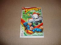 SUPERMAN 3D- ISSUE 1