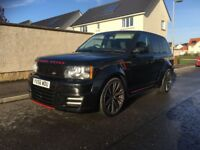 *** Range Rover sport 2006 swap px car van ****