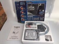 NEW Universal Portable Car Cassette Converter CD Travel Kit By Goodmans GCK 14