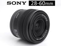 Sony 28-60mm SEL2860 TINY Full Frame E Mount Zoom Lens - BRAND NEW