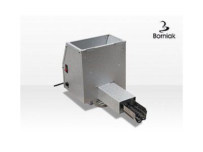 Borniak Rauchgenerator, ideal zum nachrüsten von Räucheröfen