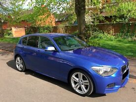 BMW 1 Series M Sport 120d 5dr