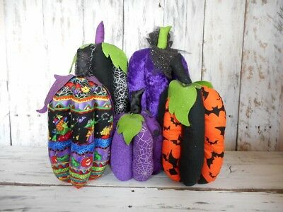 Halloween / Fabric/ pumpkins /Pattern/ DIY/ Craft/ Idea/ Decor/ Decoration (Pumpkin Halloween Decorating Ideas)