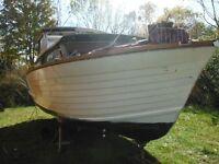 28' 1967 Trojan cabin cruiser