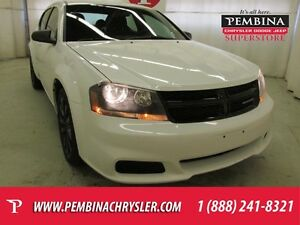 2014 Dodge Avenger Base *ALLOYS, AIR*