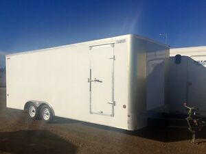 2014 RoyalCargo LARCT35-820-78 Enclosed Car Hauler Trailer