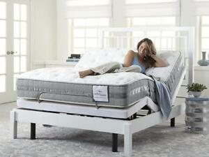 Adjustable bases from Serta! SAVINGS start at $900 off Retail Pricing!