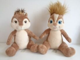 Build A Bear -Alvin & Brittany of The Chipmunks