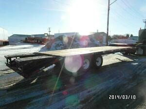 1998 NORBERT PINTAL HITCH TR WITH 24' DECK AT www.knullent.com Edmonton Area image 3
