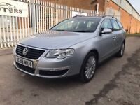 VW PASSAT 2.0 TDI CR 140 HIGHLINE DIESEL LEATHER 12 MONTHS MOT