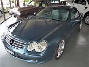 2002 Mercedes-Benz SL500 Convertible Perth Northern Midlands Preview