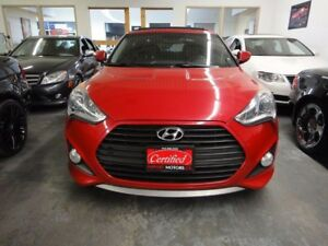 2013 Hyundai Veloster TURBO,NAVI,ROOF,MINT CONDITION