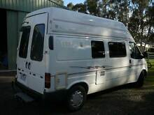 Ford Transit High Roof Motor Home with the lot Cavendish Southern Grampians Preview