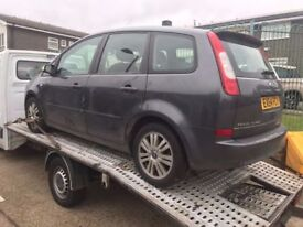breaking ford c max all parts available