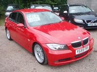 BMW 3 SERIES 325I SE (red) 2005