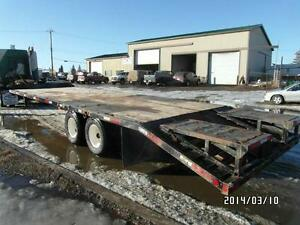 1998 NORBERT PINTAL HITCH TR WITH 24' DECK AT www.knullent.com Edmonton Area image 5