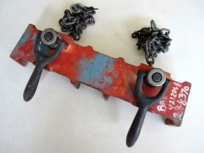 Ridgid Straight Pipe Welding Vise No. 461 Capacity 12 To 8 40220 Made In Usa