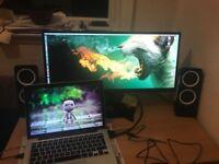 LG 25UM58 25 inch Ultrawide IPS Monitor